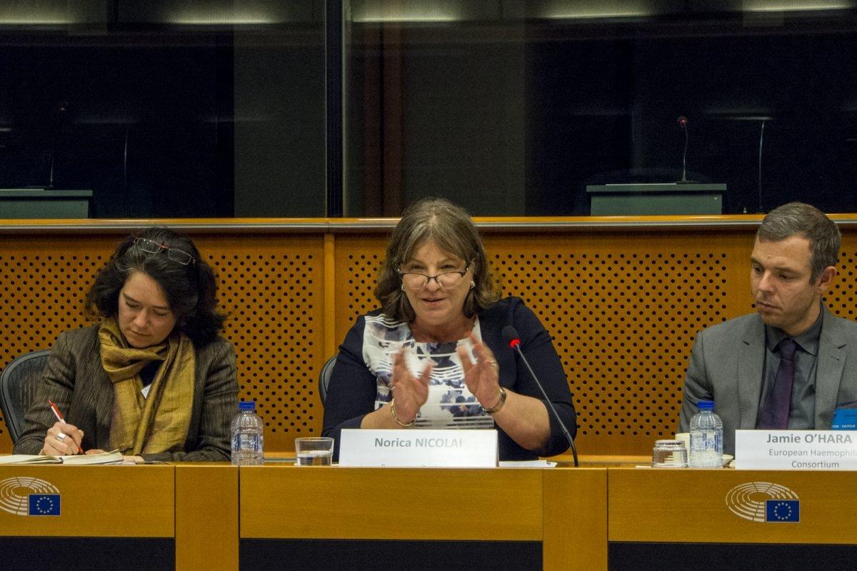 Mrs Norica Nicolai MEP